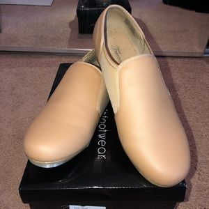 Theatricals Women's Tap Shoes 9 EUC